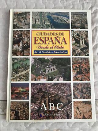 Ciudades de España desde el cielo