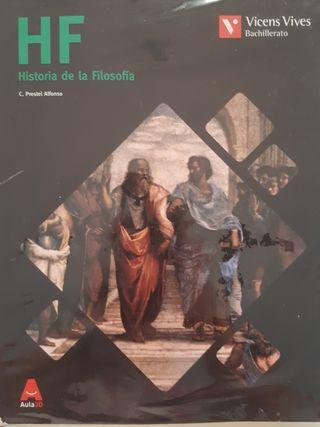 Historia de la Filosofía. Bachillerato