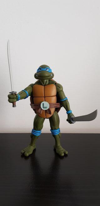 Tortugas Ninja Neca Leonardo