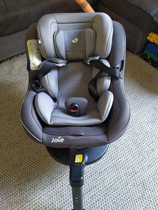 silla de coche joie 360