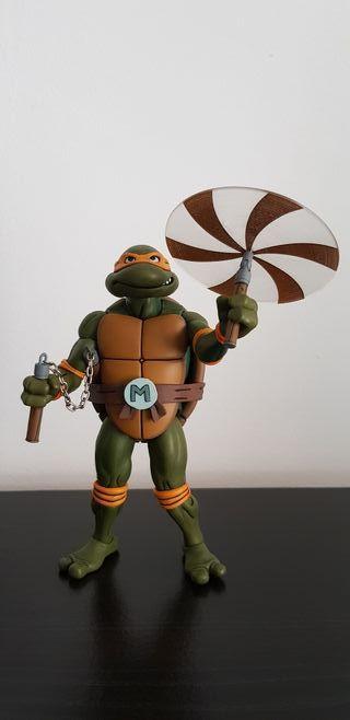 Tortugas Ninja Neca Michelangelo