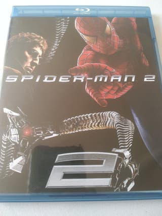 Bluray. Spiderman 2