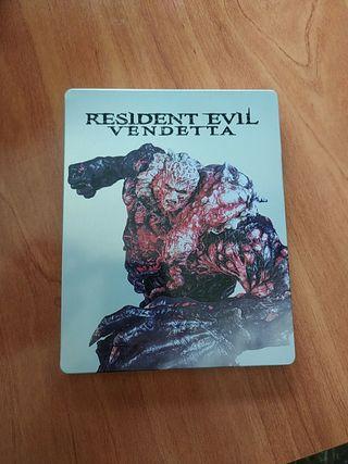 Resident Evil Vendetta Blueray