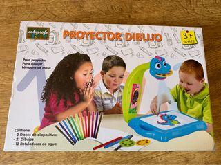 Proyector de dibujo para niños. NUEVO