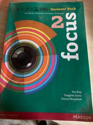 Inglés focus II