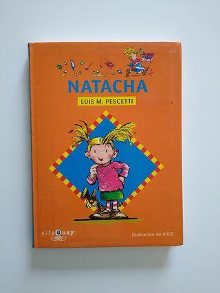 Libro infantil Natacha