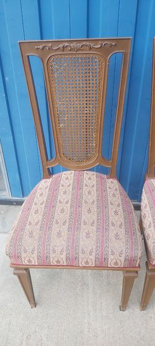 sillas antiguas