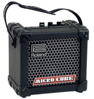 Amplificador Roland Micro Cube Pilas