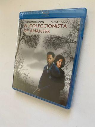 EL COLECCIONISTA DE AMANTES - BLU RAY