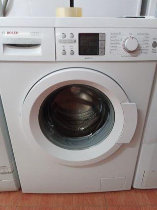 lavadora Bosch 7kg 1200 rpm con garantía