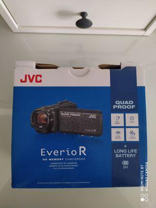 Cámara de video Everio R.