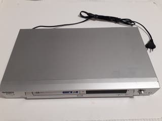 REPRODUCTOR SONY CD DVD-CD Player DVP-NS305