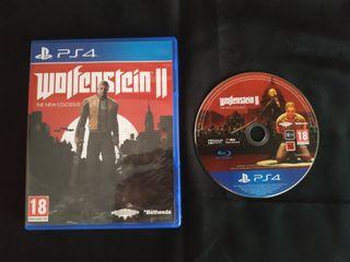Wolfenstein 2 (PS4)