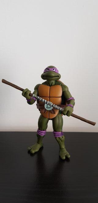 Tortugas Ninja Neca Donatello