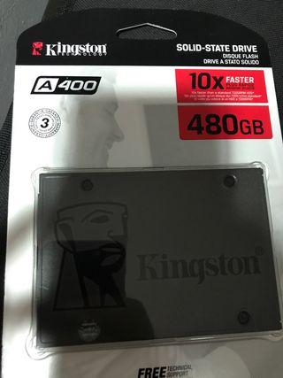 Disco duro ssd 480
