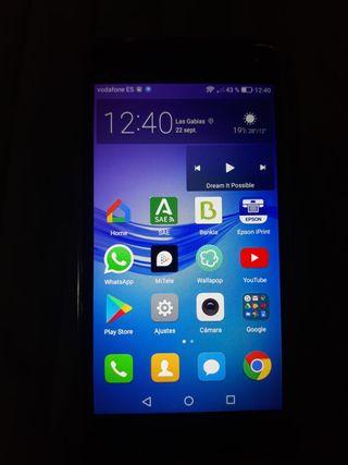 Huawei Y6 (2017) 16 Gb - Gris - Libre