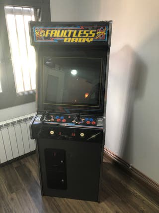 Maquina arcade Faultless Baby