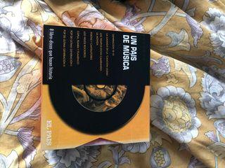 Colección de discos UN PAÍS DE MÚSICA