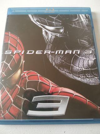 Bluray. Spiderman 3
