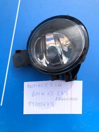 FARO ANTINIEBLA IZQUIERDO BMW X3 (E83)