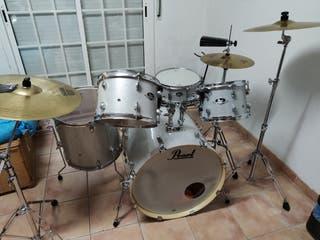 Pearl Export 725 Arctic White