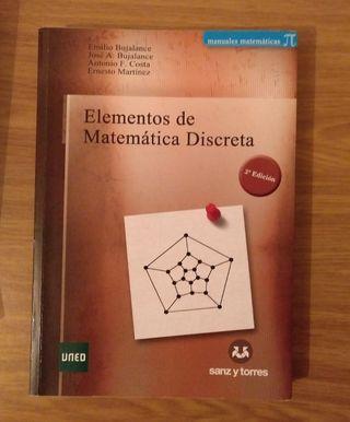 UNED Matemática Discreta