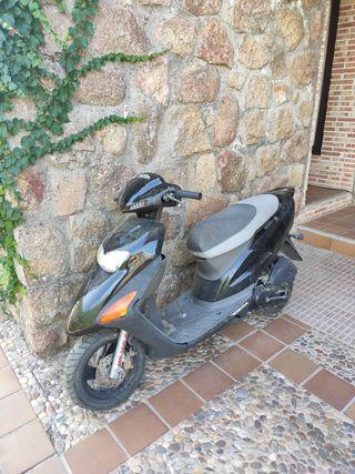 Moto Honda para piezas