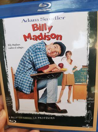 billy Madison blu ray descatalogado
