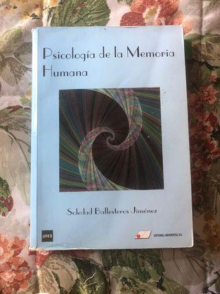 Psicología de la Memoria Humana UNED