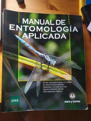 UNED. Manual de entomología aplicada