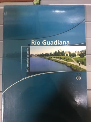 IV jornadas sobre el río Guadiana
