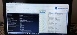 Portátil ASUS i7, 16 RAM, Nvidia 4gb, SSD 240gb