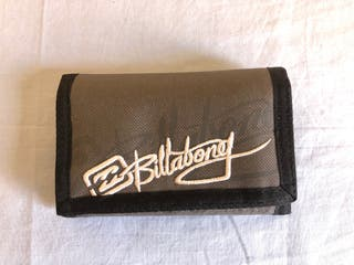 Cartera nueva marca Billabong
