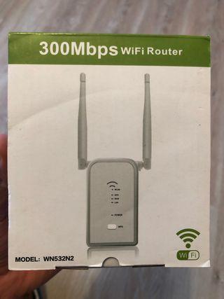 Amplificador de señal wifi router