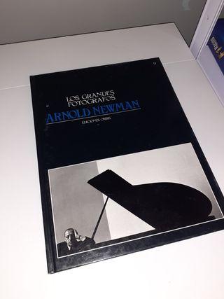 Arnold Newman- los grandes fotógrafos