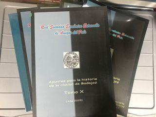 Apuntes para la Historia de la ciudad de Badajoz