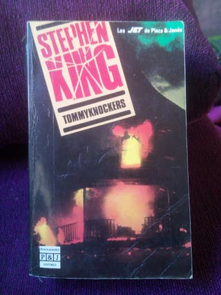 Tommyknockers, de Stephen King