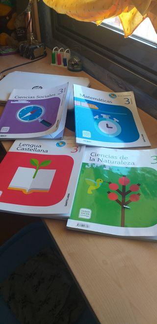 libros texto 3 primaria santillana