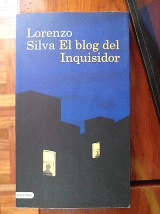 "LIBRO:""EL BLOG DEL INQUISIDOR"" DE LORENZO SILVA"