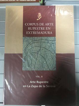 Corpus de Arte Rupestre en Extremadura