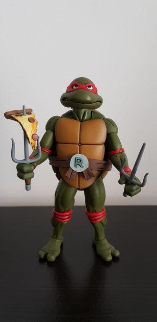 Tortugas Ninja Neca Raphael