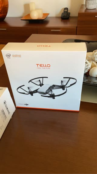drone tello feel the fun