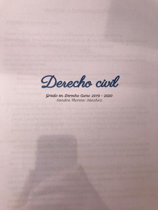 Apuntes derecho civil I Eduardo Serrano