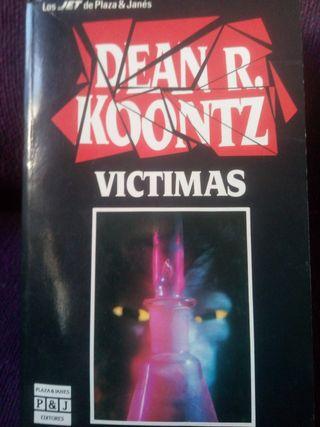 Víctimas, de Dean R. Koontz