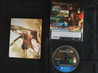 Final Fantasy Type-0 (PS4) Edición limitada