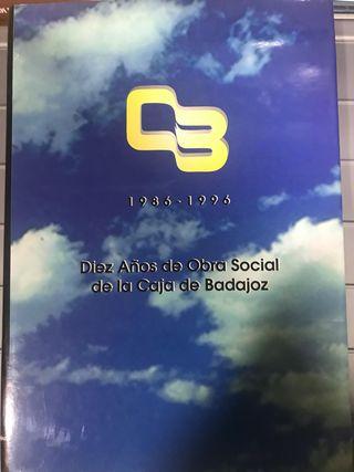 Diez años de la Obra social de Caja Badajoz