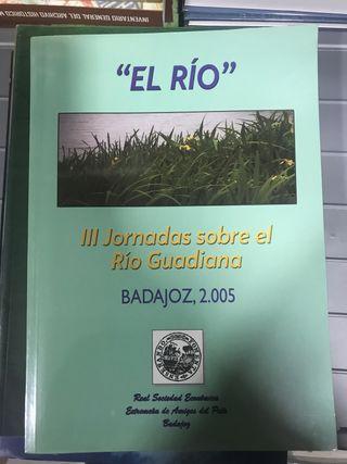 III jornadas sobre el río Guadiana, 2005