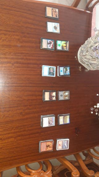 +200 CARTAS MAGIC Almería