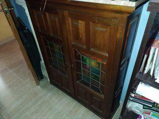 Mueble Libreria antiguo