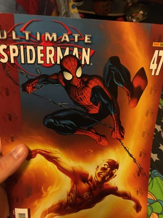 Comics Ultimate Spiderman